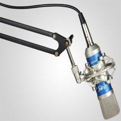 Micro thu âm giá rẻ Ami Bm800