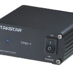Nguồn micro Takstar Phantom TPM-1 48V