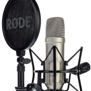 Micro thu âm Rode NT1A thương hiệu Úc