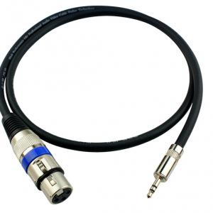 Dây cáp micro JSJ H603 XLR -3.5mm chính hãng