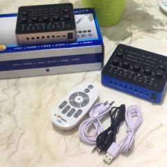 Sound card V10 (có bluetooth)