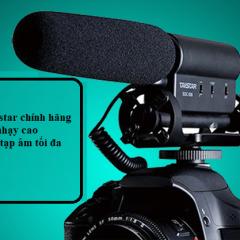 Micro phỏng vấn chuyên nghiệp Takstar SGC-598