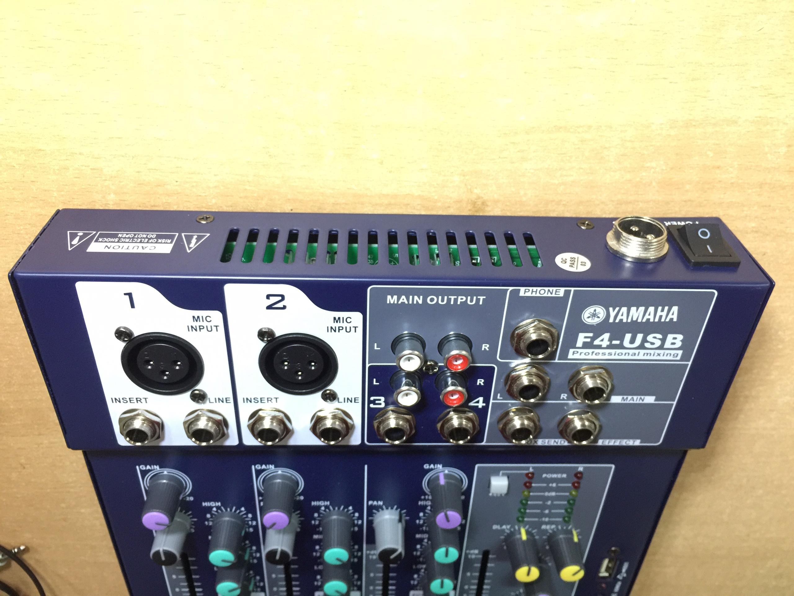 Mixer F4-1