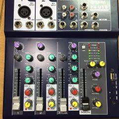 Mixer bộ trộn Yamaha F4