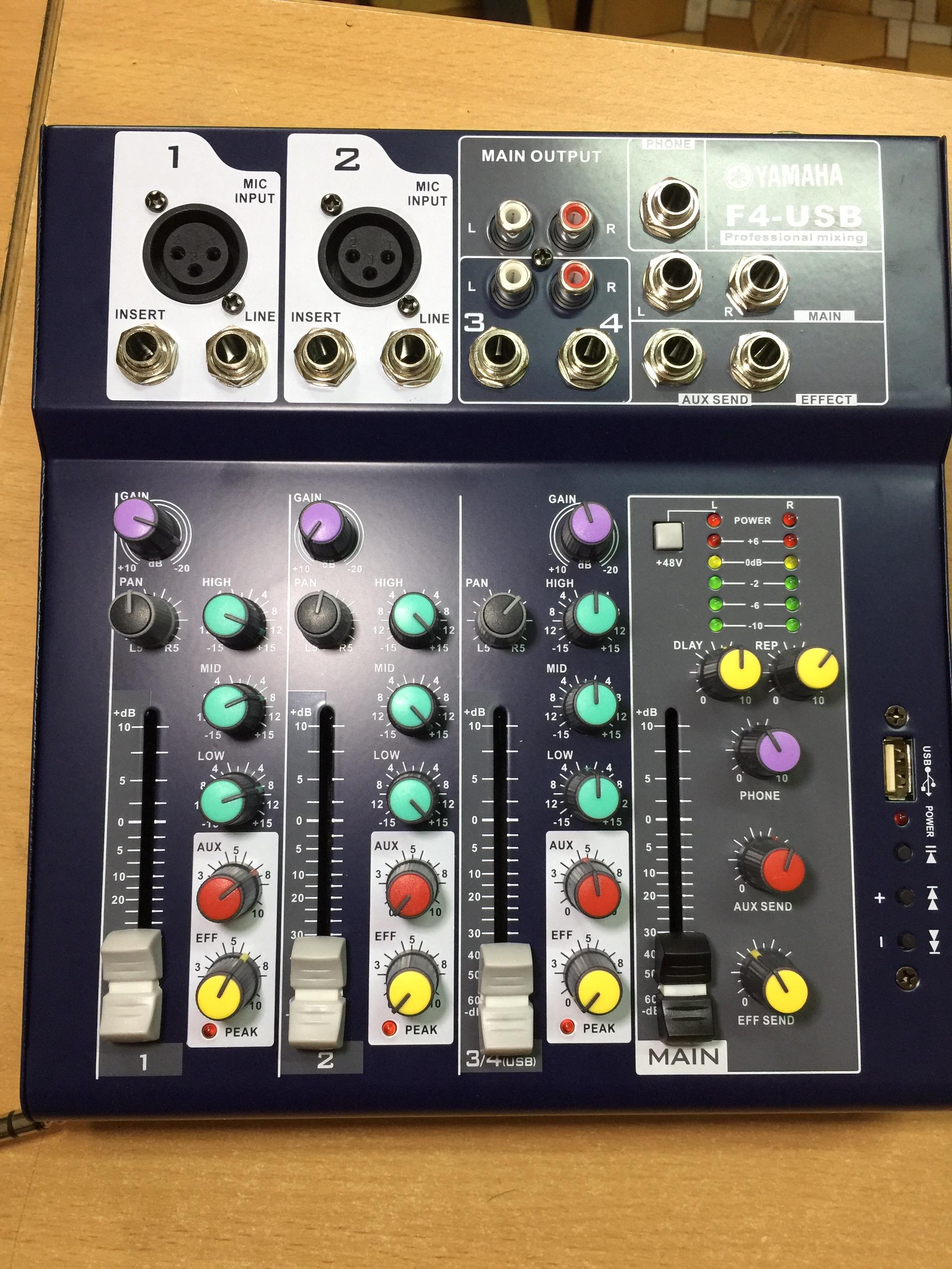Mixer F4-2