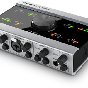 Sound card NI Komplete Audio 6