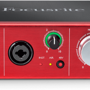 FOCUSRITE CLARETT 2PRE THUNDERBOLT AUDIO INTERFACE