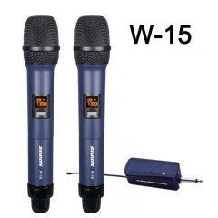 Micro không dây Suboss W15