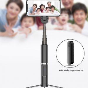 Gậy livestream, selfie có bluetooth chính hãng JUNDNE ZY- H1
