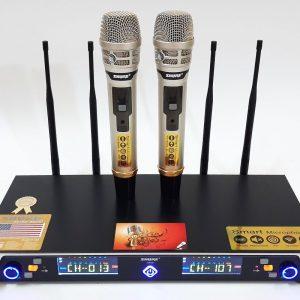 Micro Không Dây Shure UGX21 new 2020