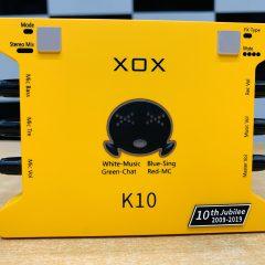 Sound card XOX K10 Jubilee 2020 kỹ niệm 10 năm