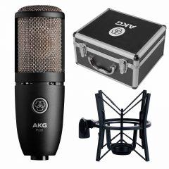 Micro thu âm condenser AKG P220 chính hãng