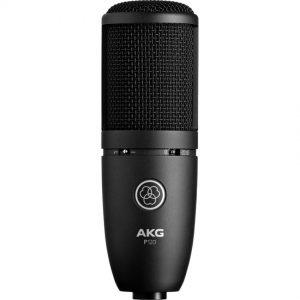 Micro thu âm Condenser AKG P120 chính hãng