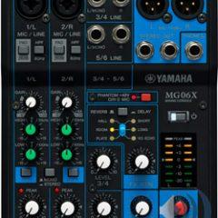 Mixer Yamaha MG06X chính hãng