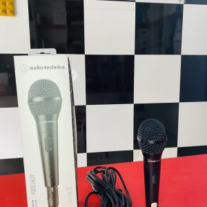 Micro Karaoke dynamic Audio Technica ATR1300x chính hãng.