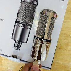 Micro thu âm AudioTechnica AT2020V phiên bản giới hạn